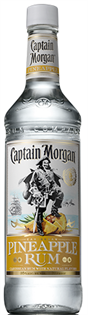 Captain Morgan Rum Pineapple 750ml